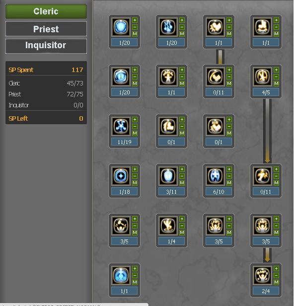 dragon nest cleric build