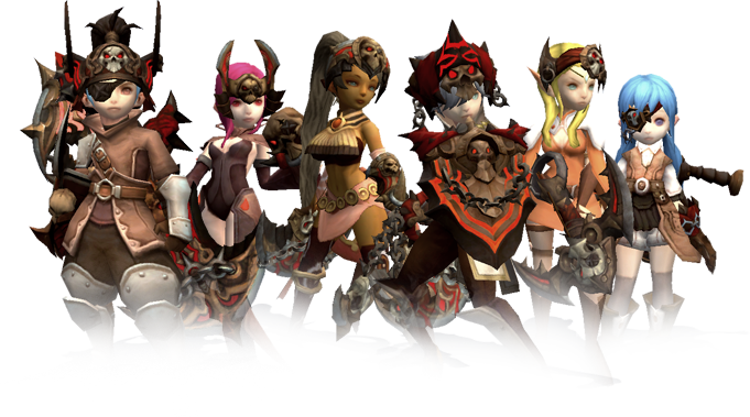 dragon nest indonesia Honourable Tribe