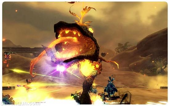 guide Desert Dragon nest Barren Mist Garden dragon nest indonesia