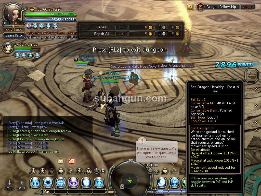 Dragon nest indonesia Dragon fellowship