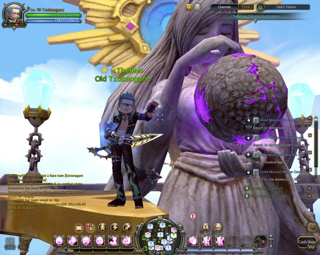 Dragon Nest M - Home | Facebook