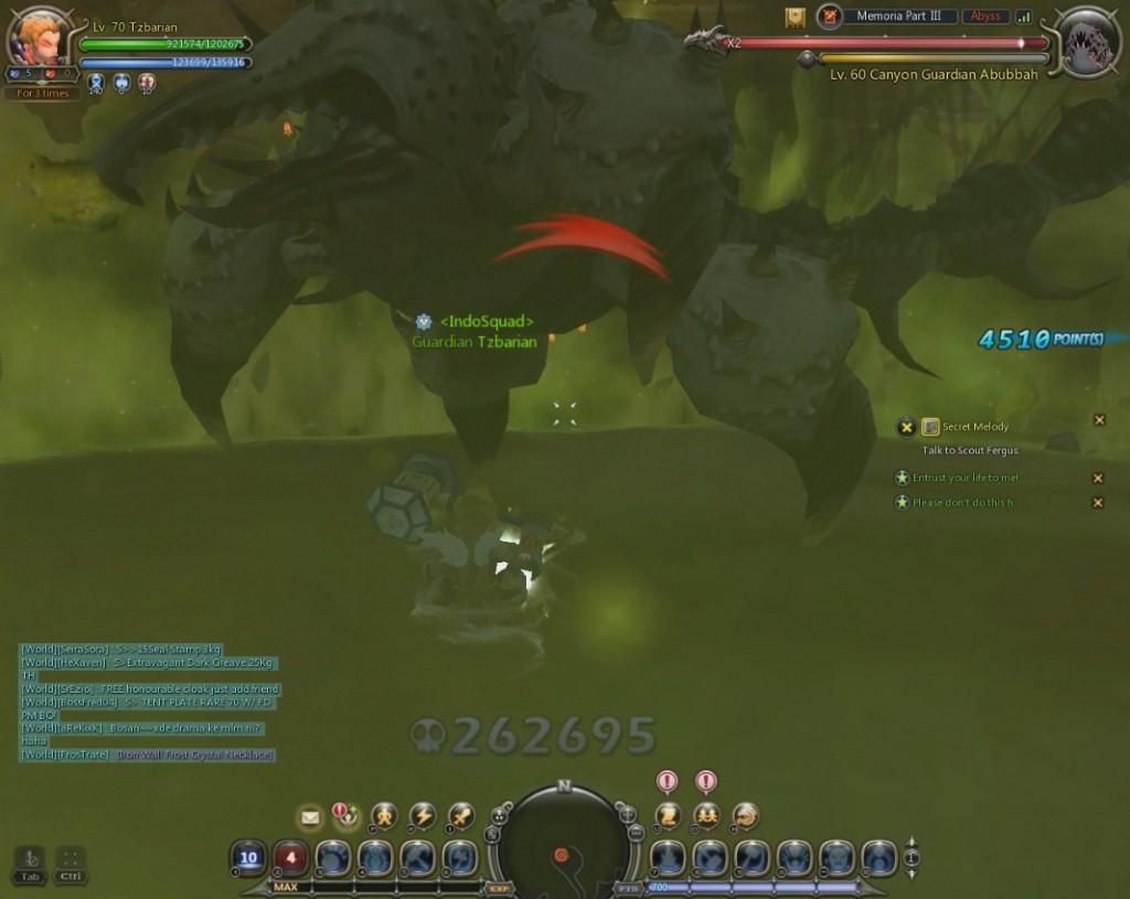 Dragon nest destroyer tank poison prison test3