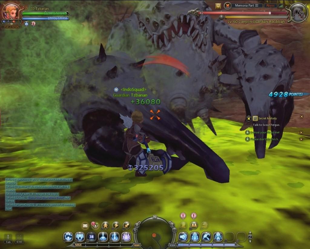 Dragon nest destroyer tank poison prison test4