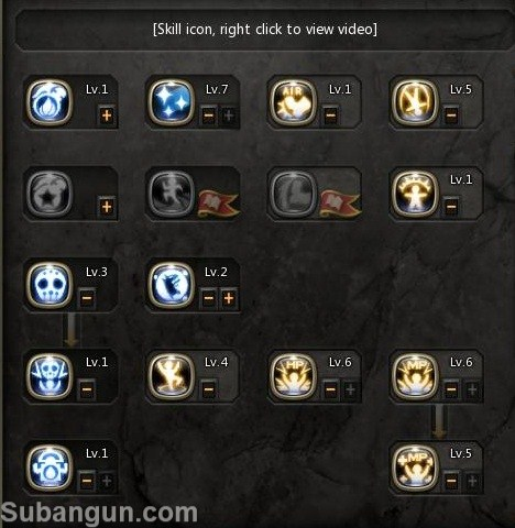 Dragon nest Indonesia tinkerer basic build