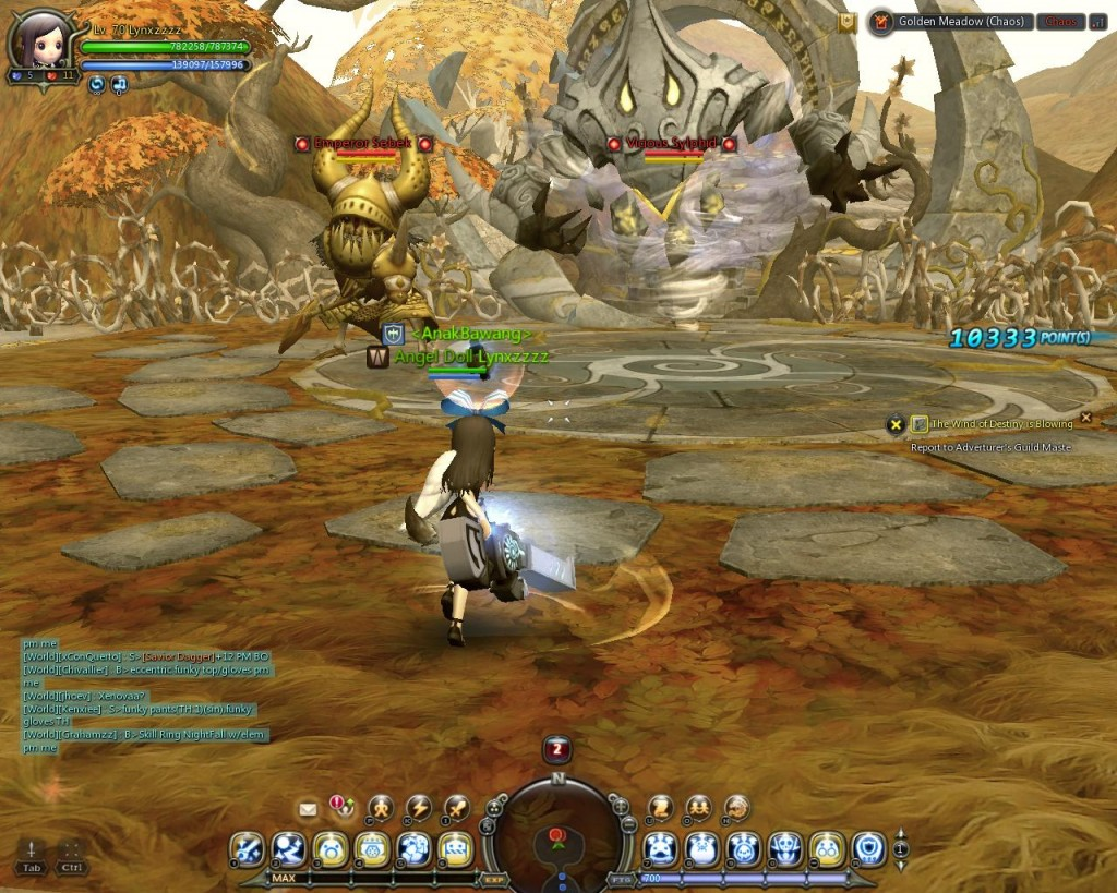 chaos dungeon dragon nest indonesia